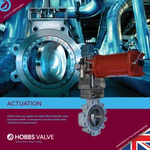 Hobbs Product Brochure Cover Actuation