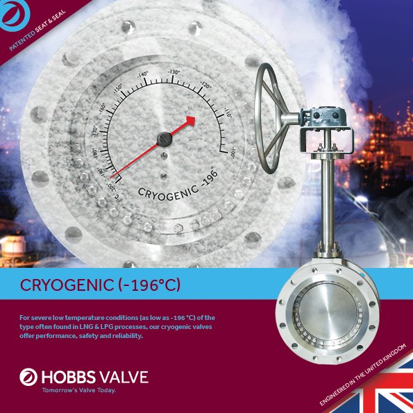 Cryogenic Valve Product Brochure