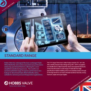 Hobbs Product Brochure Cover Standard
