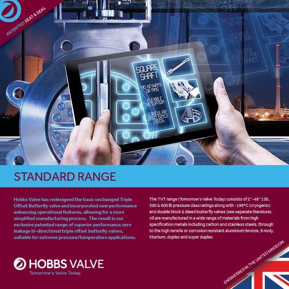 Standard Range Product Brochure